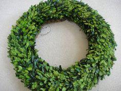 Twig Wreath, Boxwood Wreath, Green Wreath, Hydrangea Wreath, White Wreath, Thanksgiving Wreaths, Holiday Wreaths, Holiday Decorations, Crowns
