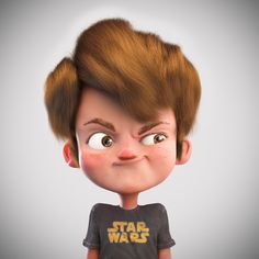 Star Wars Kid on Behance