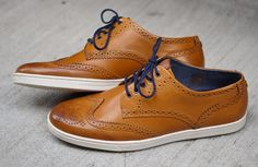 "Fred Perry Patton ""Tan"""