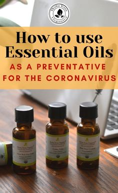 As the Coronavirus disease manifests itself as a respiratory infection which attacks directly the immune system,you can use essential oils which are very powerful and effective allies to boost your im Daily Health Tips, Health And Fitness Tips, Health Advice, Health And Wellness, Wellness Tips, Health Exercise, Holistic Wellness, Best Essential Oils, Essential Oil Blends