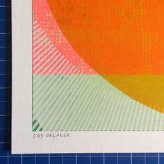 Screenprinting, Looking Up, Product Launch, Diagram, Chart, Day, Artist, Collection, Screen Printing