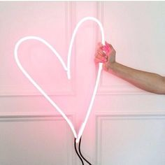 Your Glow on With These 11 DIY Neon Signs Brighten up your room with a pink neon light.Brighten up your room with a pink neon light. Diy Neon Sign, Custom Neon Signs, Love Neon Sign, Pink Love, Pretty In Pink, Do It Yourself Quotes, Neon Licht, Tout Rose, Deco Rose