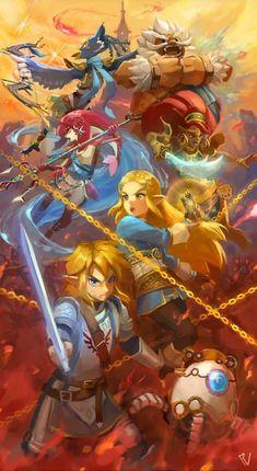 The Legend Of Zelda, Legend Of Zelda Memes, Legend Of Zelda Breath, Zelda Breath Of Wild, Breath Of The Wild, Zelda Hyrule Warriors, Zelda Drawing, Image Zelda, Nintendo Super Smash Bros