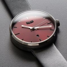 Thirty New Vestal Watches have just been added to the Watchismo.com 60% off sale. Choose from nearly 150 styles like this Gunmetal Oxblood Roosevelt.