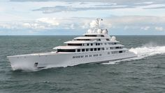 The German megayacht builder has delivered Azzam, which, at 590 feet, is the largest privately owned yacht in the world