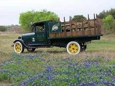 1929 Ford Model A Truck - Texas Transportation Museum