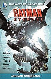 Batman Eternal Hetzjagd auf Batman