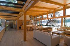 Phillip Van Horn Design - gulf island house, Salt Spring Island, BC, near Vancouver