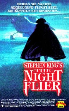 Directed by Mark Pavia.  With Miguel Ferrer, Julie Entwisle, Dan Monahan, Michael H. Moss. A reporter is on the trail of a vampiric murderer who travels by plane.