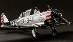Kitty Hawk 1/32 scale T-6 Texan by Julian Seddon