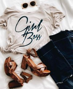 Pursue Righteous Living - Girl Boss Outfit