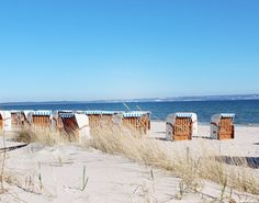 This one is on the beach at Sellin, Rügen (Germany's biggest island) in the Baltic Sea. Description from pinterest.com. I…