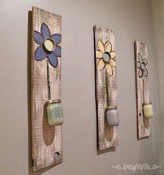 Artsy VaVa: Blooming Jars