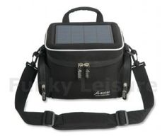 dc84e22754675 Xtorm Aurora Solar Charger Camera Bag - first camera bag with an integrated  solar panel - $125 / £75. Group fund it at www.shareagift.com #festival  #gifts # ...