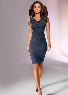 NAVY Sleeveless dress from VENUS