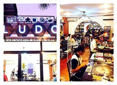 Some of these board game cafes