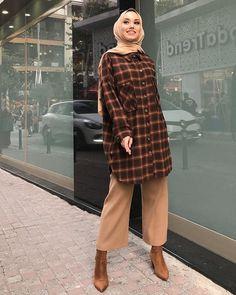 Modest Fashion Hijab, Modern Hijab Fashion, Modesty Fashion, Casual Hijab Outfit, Hijab Fashion Inspiration, Hijab Chic, Muslim Fashion, Tokyo Street Fashion, Street Hijab Fashion
