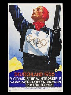 Garmisch-Partenkirchen 1936: The Nazi-organised Winter Olympics