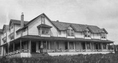 The Sandy Cove Hotel 1920 Pine Lake, AB