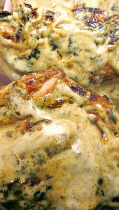 Grilled White BBQ Chicken