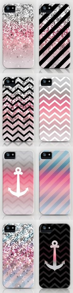 Cell Phone Cases - Super belle coque rose, gris pailleter et noire et blanc. - Welcome to the Cell Phone Cases Store, where you'll find great prices on a wide range of different cases for your cell phone (IPhone - Samsung) Pink Phone Cases, Cool Iphone Cases, Cool Cases, Diy Phone Case, Cute Phone Cases, Iphone Phone Cases, Phone Covers, Diy Ipod Cases, Pink Iphone