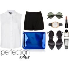 Perfection | Summer Outfits by miast on Polyvore