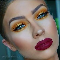 Monique abel makeup Love it!!!