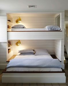 Guehne-Made - Kansas City | Home Remodeling | Home Styling | Custom Woodworks | Custom Furniture: A Charmed Life | Bed Nooks