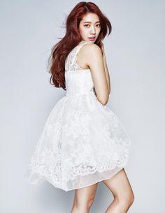 Park Shin Hye - Elle (Taiwan) Magazine March Issue '16