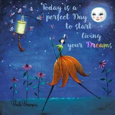 ♡Mila Marquis♡ Today is the perfect day to start living your dreams ☆
