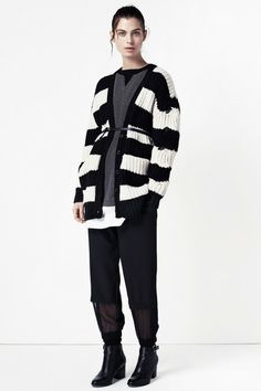 Brian Edward Millett - The Man of Style - Thakoon Addition fall 2014