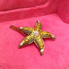 Topaz starfish $17.99