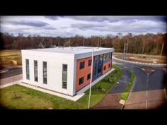 DJi Phantom 3 standard photographing a new build Dji Drone, Drones, Phantom Drone, New Builds, Shed, Outdoor Structures, Videos, Building, Lean To Shed