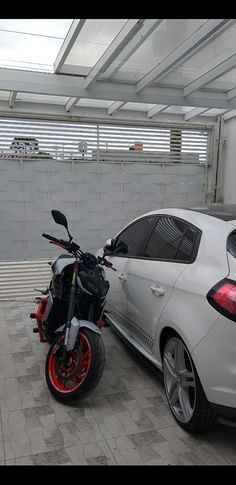 Mt 09 Yamaha, Fiat Bravo, Motorcycle, Vehicles, Motorcycles, Car, Motorbikes, Choppers, Vehicle