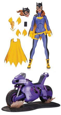 DC+Comics+figurine+Deluxe+Batgirl+of+Burnside+DC+Collectibles