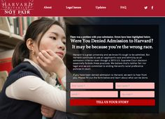 #IAmNotYourWedge response from Asian Americans in favor of Affirmative Action