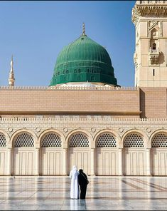 Religious Quotes, Islamic Quotes, Medina Mosque, Islamic World, Madina, Muslim Couples, Mecca, Alhamdulillah, Allah