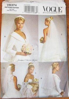 Women's Joanna Maria Lyon Wedding Bridal Brides by LetYourselfSew, $4.00