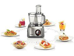 Bosch MCM68840 – Procesador de alimentos, 1250 W, ajuste variable de la velocidad, recipiente de mezclas de 3.9 l, jarra de 1.5 l - http://vivahogar.net/oferta/bosch-mcm68840-procesador-de-alimentos-1250-w-ajuste-variable-de-la-velocidad-recipiente-de-mezclas-de-3-9-l-jarra-de-1-5-l/ -