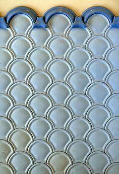 Tile Pattern :: Scallop