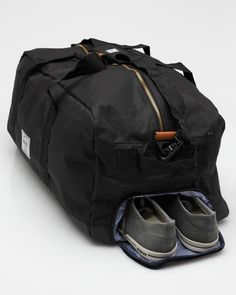 The Outfitter large travel bag from Hershel Supply Co.