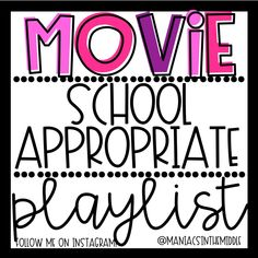 Classroom playlist - Classroom Playlists Maniacs in the Middle Middle School Classroom, Classroom Rules, Music Classroom, Future Classroom, Classroom Decor, Classroom Resources, Elementary Music, Elementary Schools, Elementary Library