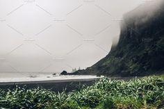 Foggy Iceland by Krisp_Krisp on @creativemarket