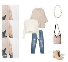 """""""Untitled #113"""" by onmytoesforalex ❤ liked on Polyvore featuring Zara and Topshop"""