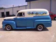 ◆1951 Ford F1 Panel Truck◆