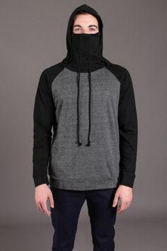 Ninja Hoodie. I need this!