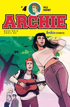 """The biggest comic series of the year continues! What was the """"lipstick incident"""" that pushed Archie and Betty apart? And can the smartest boy in Riverdale fix it? The spotlight is on Dilton and Moose"""