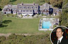 crazy_luxurious_celebrity_villas_04 England Houses, New England Homes, Yo Momma Jokes, Oatmeal Bars, Fancy Houses, Pacific Palisades, Billy Joel, Jon Bon Jovi, Mediterranean Style