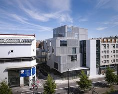 Strasbourg School of Architecture / Marc Mimram