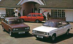 Saloon, Coupe and Estate Car Classic Cars British, British Car, Vintage Cars, Vintage Photos, Morris Marina, Lotus Elite, Fiat 850, Aston Martin Db5, Car Brochure